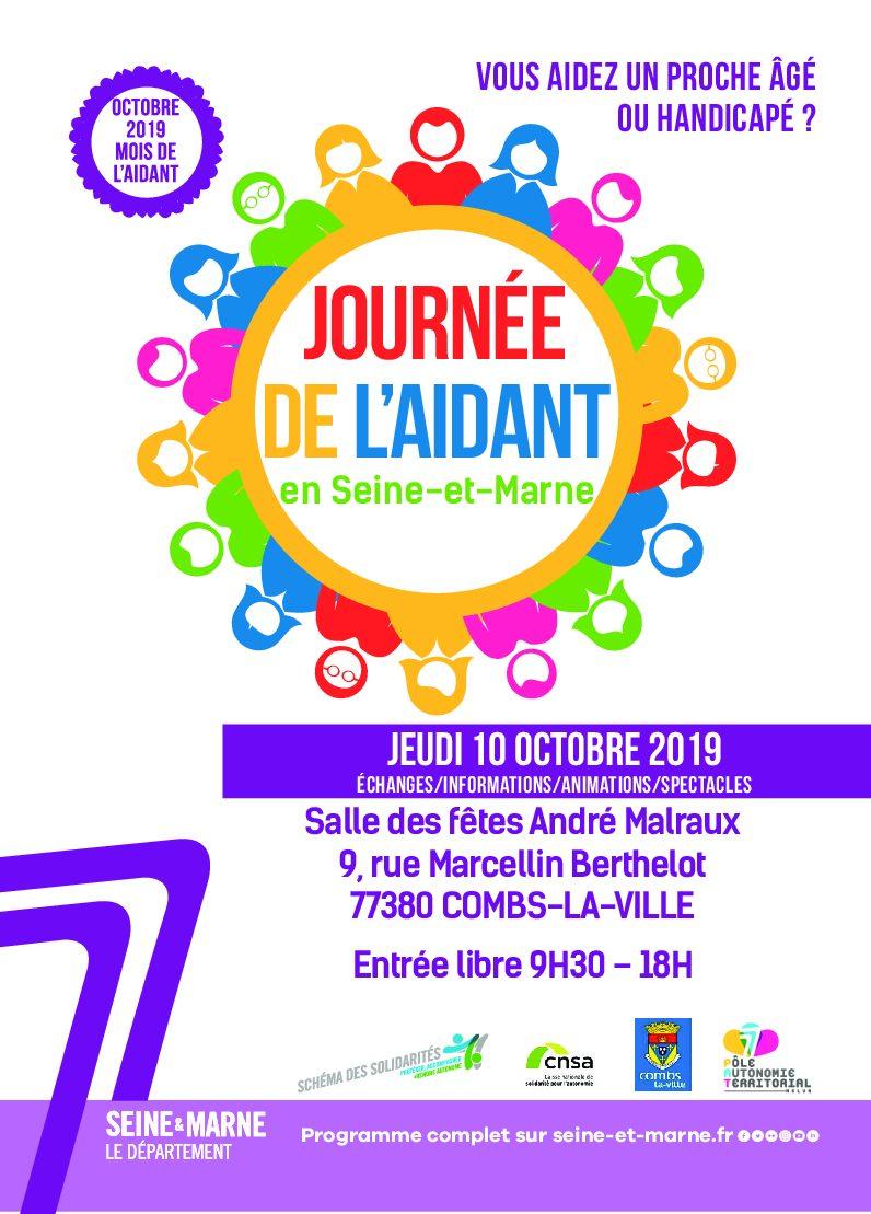 JOURNÉE DE L'AIDANT
