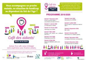 Café des Aidants Vaux le Pénil @ L'Arcature - RDC | Vaux-le-Pénil | Île-de-France | France
